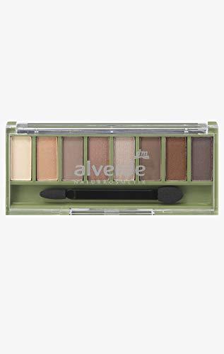 Alverde Naturkosmetik - Lidschatten-Palette 40 Caramel Farorites - 7g