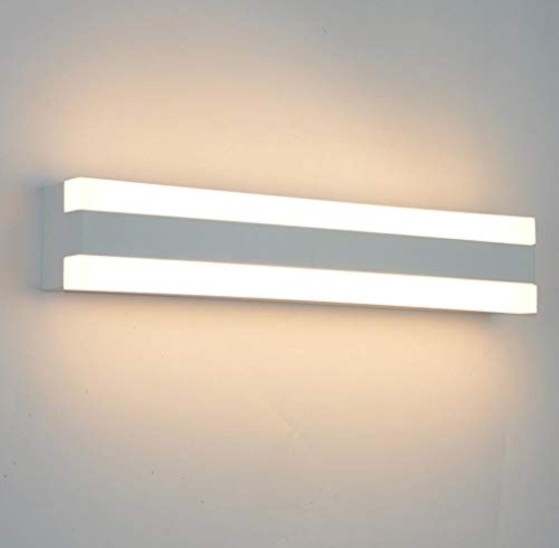 SCJ Spiegel frontleuchten, Moderne einfache Schlafzimmer nachttischlampe Wohnzimmer Wandleuchte led treppen ganglichter Spiegel frontleuchte kabinett licht wasserdicht, Anti-Fog (gre  Lange 39