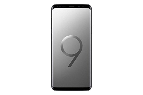 Smartphone Galaxy S9 Plus, Samsung, SM-G9650ZAKZTO, 128 GB, 6.2', Desbloqueado, Cinza
