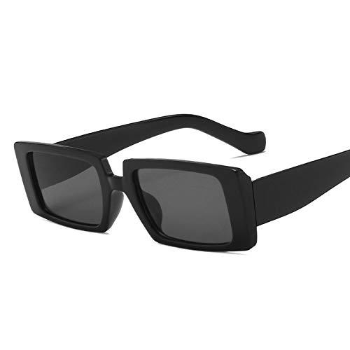 Gafas de Sol Hip Hop Shades Gafas De Sol De Diseñador De Lujo Marco Cuadrado Gafas De Sol Mujeres Hombres Gafas Vintage Retro Mirror 3