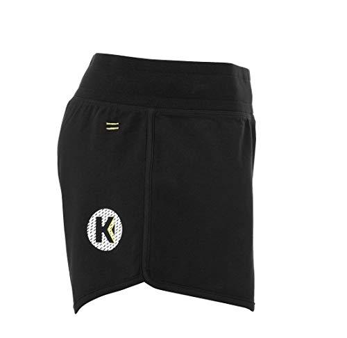 Kempa Herren Core 2.0 Sweat Shorts, schwarz, XS