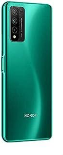 Honor 10X Lite Dual SIM Mobile - 6.67 Inches, 128 GB, 4 GB RAM, 4G LTE - Emerald Green