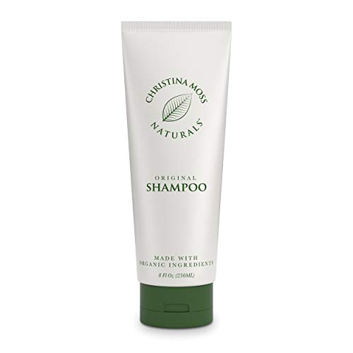 Hair Shampoo - With Organic Aloe & Essential Oils...