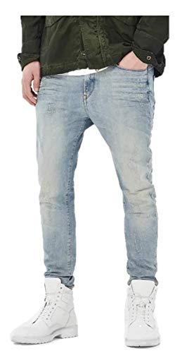 G-StarTYPE C 3D SUPER Slim - Jeans Slim Fit - Light Aged Restored 68