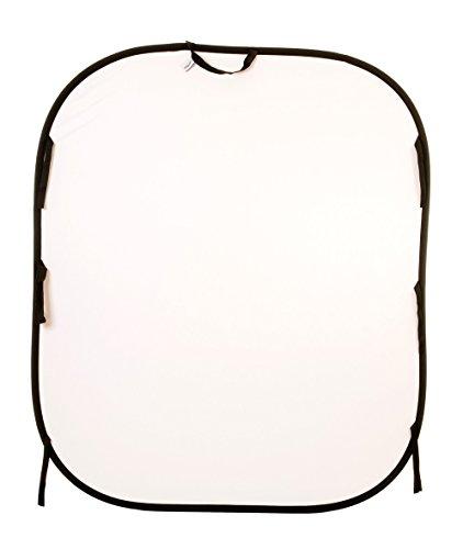 Lastolite Falthintergrund Doppelseitig Weiß/Grau 180x215cm