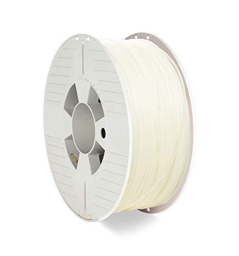 Filamento ABS Verbatim 55028, 1.75 mm 1 kg - Transparente