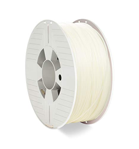Verbatim 55028 ABS Filament, 1.75mm 1kg - Transparent