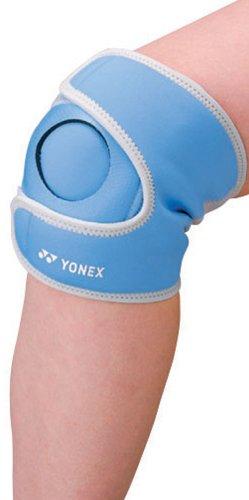 ヨネックス(YONEX) スポーツ MusclePower Supporter 膝サポーター (ショートタイプ) MPS-80SK Mサイズ サックス