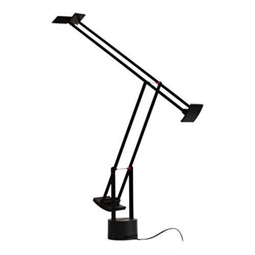 Artemide Tizio Leuchte LED, Höhe max 119 Länge 78, cmschwarz
