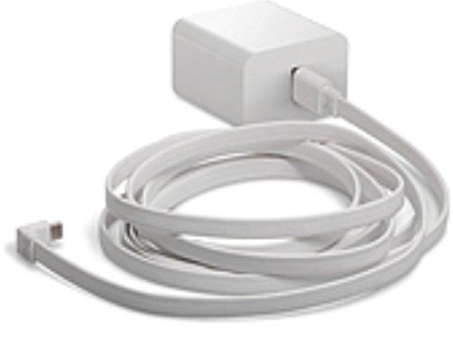 Arlo zertifiertes Zubehör | Arlo Pro/Pro2 Innen-Kabel, Netzteil (geeignet für Arlo Pro/Pro2 kabellose Überwachungskamera) weiß, VMA4800