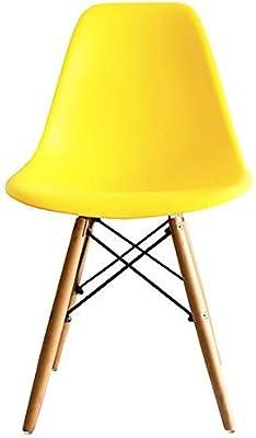 イームズチェア DSW ダイニングチェア アリプロダクト Eames 人気デザイナーズ 多色選択可能 (ライトイエロー)