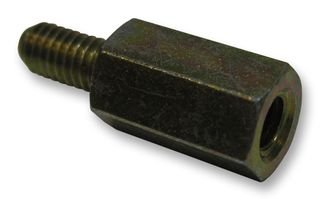 ESSENTRA COMPONENTS (FORMERLY RICHCO) HEXSPACER MILD Steel M4 M-F 12MM (10PCS) 304412041152