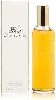 Van Cleef & Arpels First Eau De Parfum Spray Refill Womens Perfume, 90 ml
