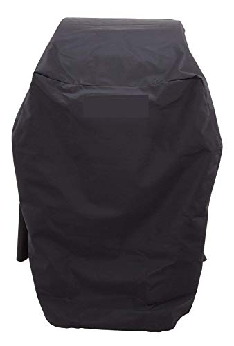 KOLIFE K LIFE Heavy Duty 32 Inch BBQ Cover Small Gas Grill Cover for Char-Broil Weber Brinkmann 2 Burners, Waterproof and UV Resistant Barbecue Cover, Black, 32W x 26D x 42H inches