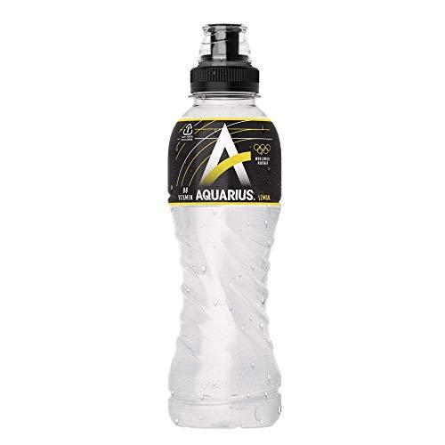 Aquarius Lemon PET 4 x 6 x 500 ml Flasche