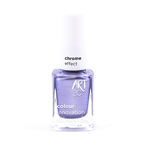 Art 2C Attraction - Nagellack mit Chrom-Effekt - 6 Farben, 12 ml, Farbe: CH06