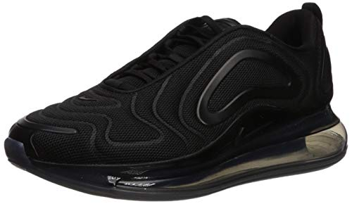 Nike Men's Track & Field Shoes, Black Black Black Anthracite 000, 7.5 US