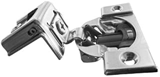 Blum, Compact Blumotion 38C (Round Cup) Hinge & Plate, For 1-1/4