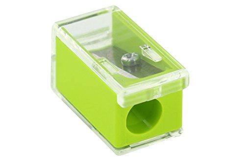 KUM AZ102.22.19-G - Kleiner Behälterspitzer Micro K1 G, grün, 1 Stück