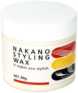 ナカノ スタイリング ワックス ノーマル 90g 中野製薬 NAKANO