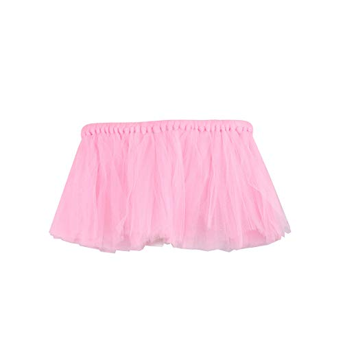 POPETPOP Hund Tutu Rock Prinzessin Tutu Kleid Party Röcke Kleidung Kostüm Größe s rosa
