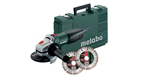115/mm Metabo mptw750l Amoladora Angular