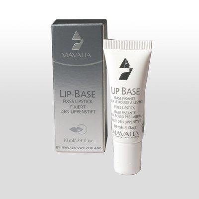 Mavala Lip-Base 10ml, Lippenstift-Fixier-Creme, leichte und schnell einziehende Lippencreme