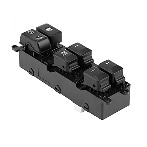 Phoenixset Interruptor de Control Maestro de Ventana de energía eléctrica automática FIT DE KIA Forte 2014 2015 2017 2017 2017 93570-B5000 ABS