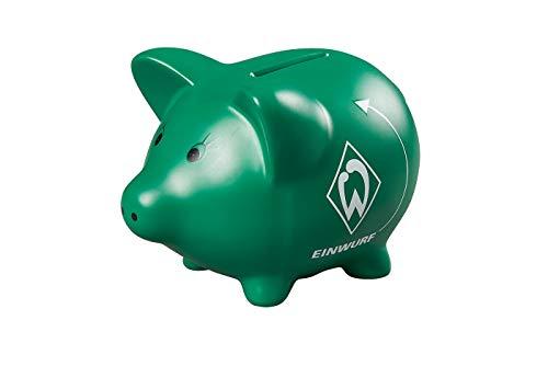 SV Werder Bremen spaarvarken inworp