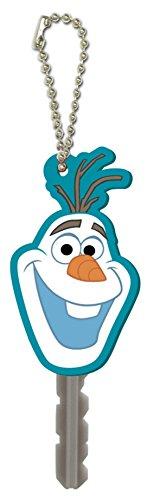 Disney Frozen Olaf Soft Touch PVC Keycap