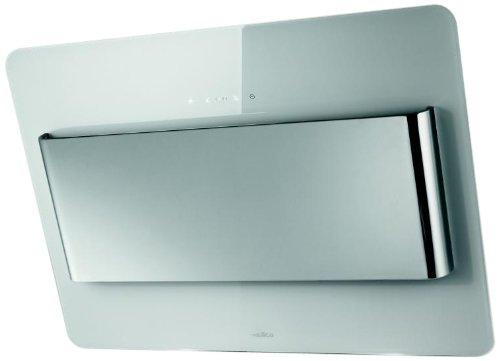 Elica BELT WH/F/80 De pared Blanco 800m³/h - Campana (800 m³/h, Recirculación, 43 dB, 61 dB, 40 cm, 65 cm)