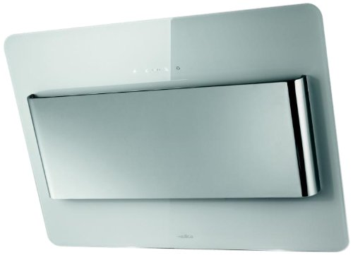 Elica BELT WH/F/80 Wall-mounted White 800m³/h - cooker hoods (800 m³/h, Recirculating, 43 dB, 61 dB, 40 cm, 65 cm)