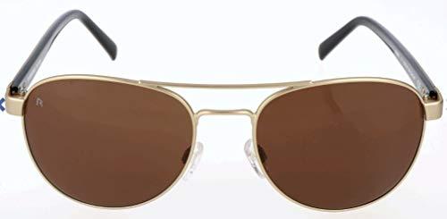 Rodenstock zonnebril R1414 Aviator zonnebril 56, meerkleurig