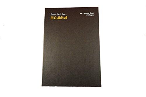 Guildhall A480gsm 192páginas esencial doble efectivo columna cuenta Libro