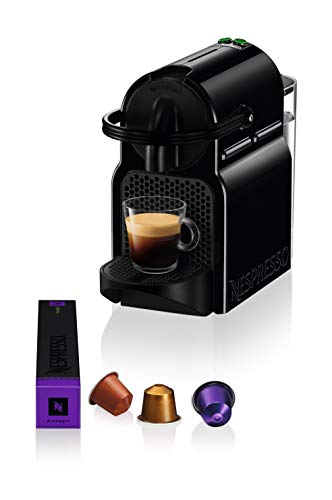Machine à Espresso Inissia Nespresso par De'Longhi, Noir - 4