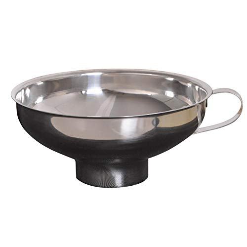 Canning Funnel Stainless Steel Wide-Mouth Funnel