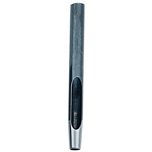 C.S. Osborne 3/16' Size 6 Belt Punch Hardened Cutting Edge Milled Clearing Hole
