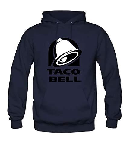 Taco Bell Men's Hoodie darkBlue Womens S