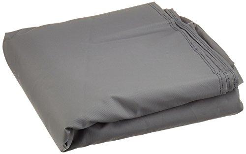 Tepro Universal Grillabdeckhaube 8406 für Smoker, klein, anthrazit, 66.4 x 114 x 109.2 cm | passend für tepro Wichita 1038