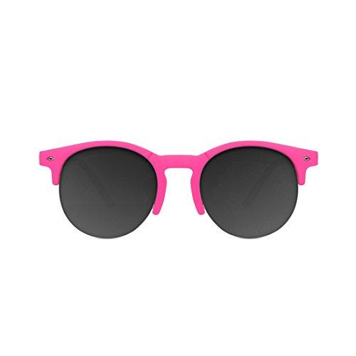 D. Franklin America Gafas de sol, Rosa, 50 Unisex