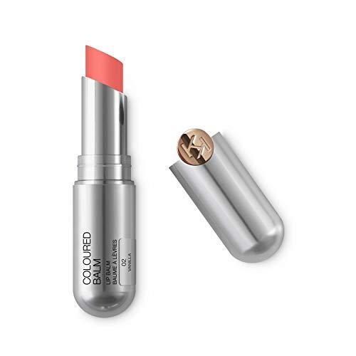 KIKO Milano 02 Baume Coloré pour Lèvres à l'Action Hydratante/à l'Arôme Fruité Agréable 1 Unité