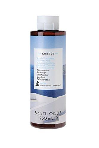Korres Santorini Vine Duschgel, 1er Pack (1 x 250 ml)