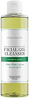 Alma Secret Gel Limpiador Facial Pepino & Enebro - 250 ml