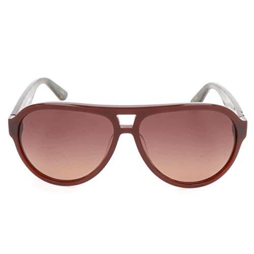 Karl Lagerfeld Sonnenbrille KL846S Gafas de sol, Marrón (Braun), 59.0 Unisex Adulto