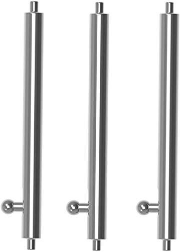 22mm Quick Release Pins, Stainless Steel Spring Bars for Samsung Galaxy Watch 46mm/Galaxy Watch 3 45mm,Garmin Vivoactive 4 45mm, Fossil Gen 5 Carlyle hr/Garrett, Diameter 1.8mm - 3Pack