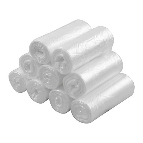Farmoon Bolsas de basura transparentes 5L