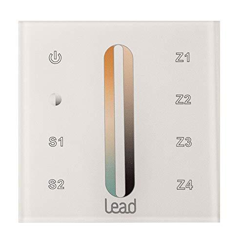 Wand-Fernbedienung LED Panel der Dynamic White 30, 60, 62,120 und 120 Slim Lead Energy 70100016
