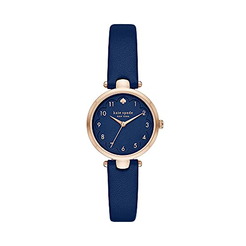 Kate Spade Damen-Uhren Analog Quarz One Size Roségold 32017199