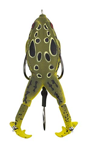 Lunkerhunt Prop Frog - Cane