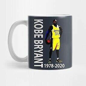 Kobe Bryant Mug - White Coffee Mug 11oz